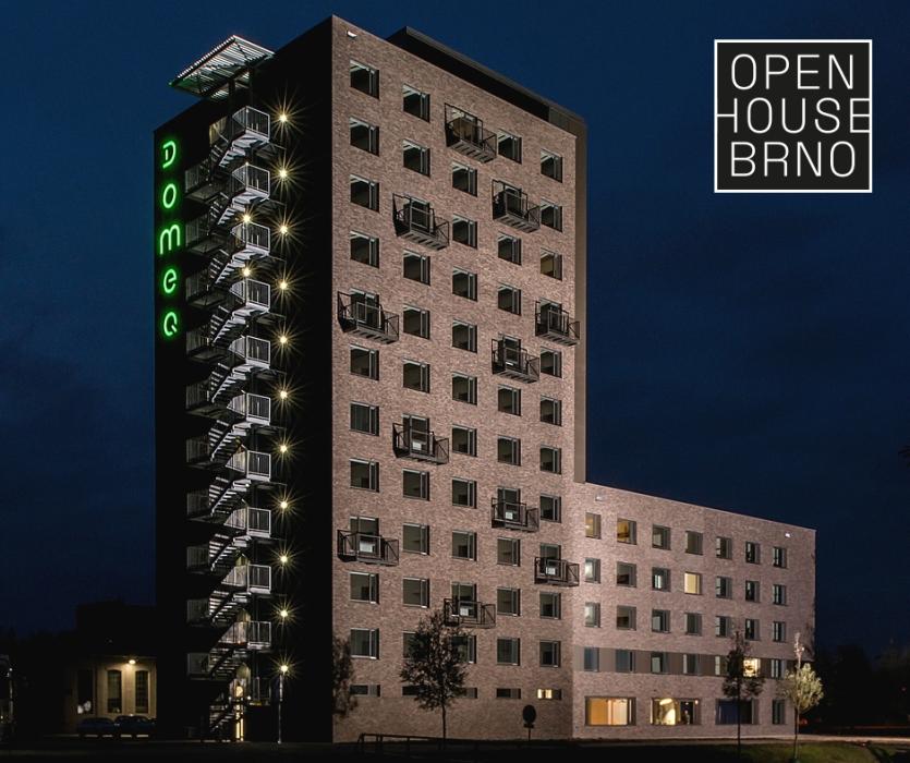 Open House Brno - DOMEQ