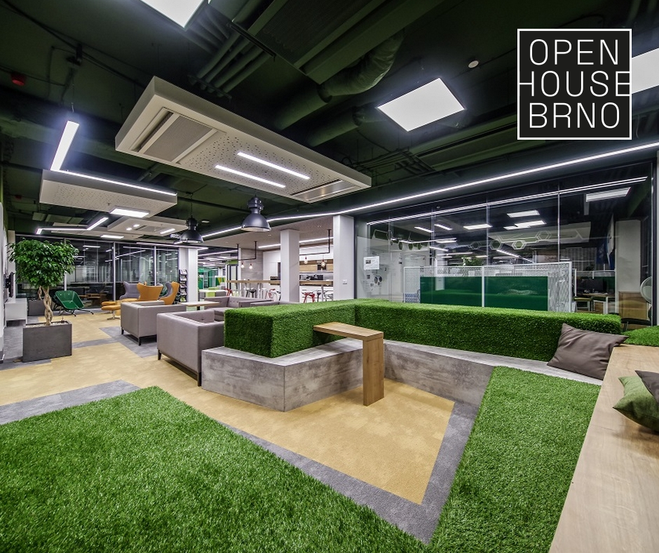 Open House Brno - Global IT Center