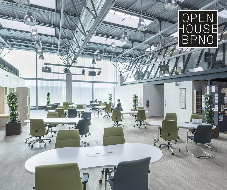 Open House Brno - Impact Hub Brno