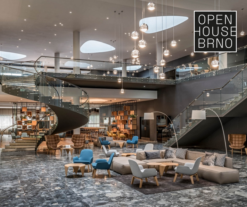Open House Brno - Courtyard by Marriott Brno