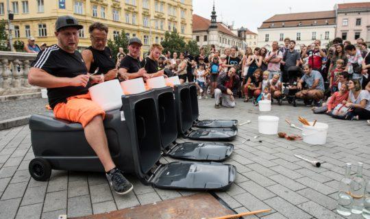 Maraton hudby Brno, foto Ivo Dvořák