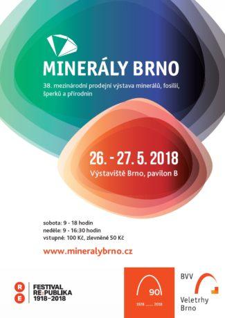 vizual Mineraly Brno