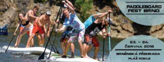 Paddleboard FEST BRNO