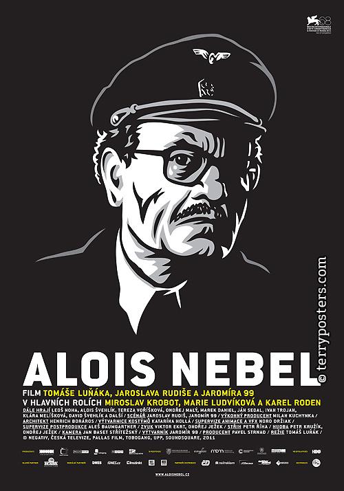 Alois Nebel - plakát