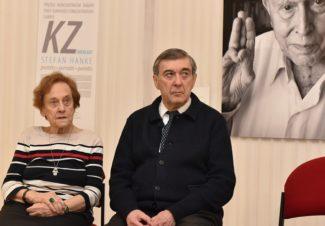 Beseda s pamětníky přeživšími temné časy holocaustu