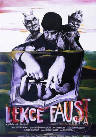 lece-faust - plakát