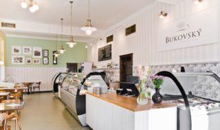 Bukovský kavárna – cukrářství