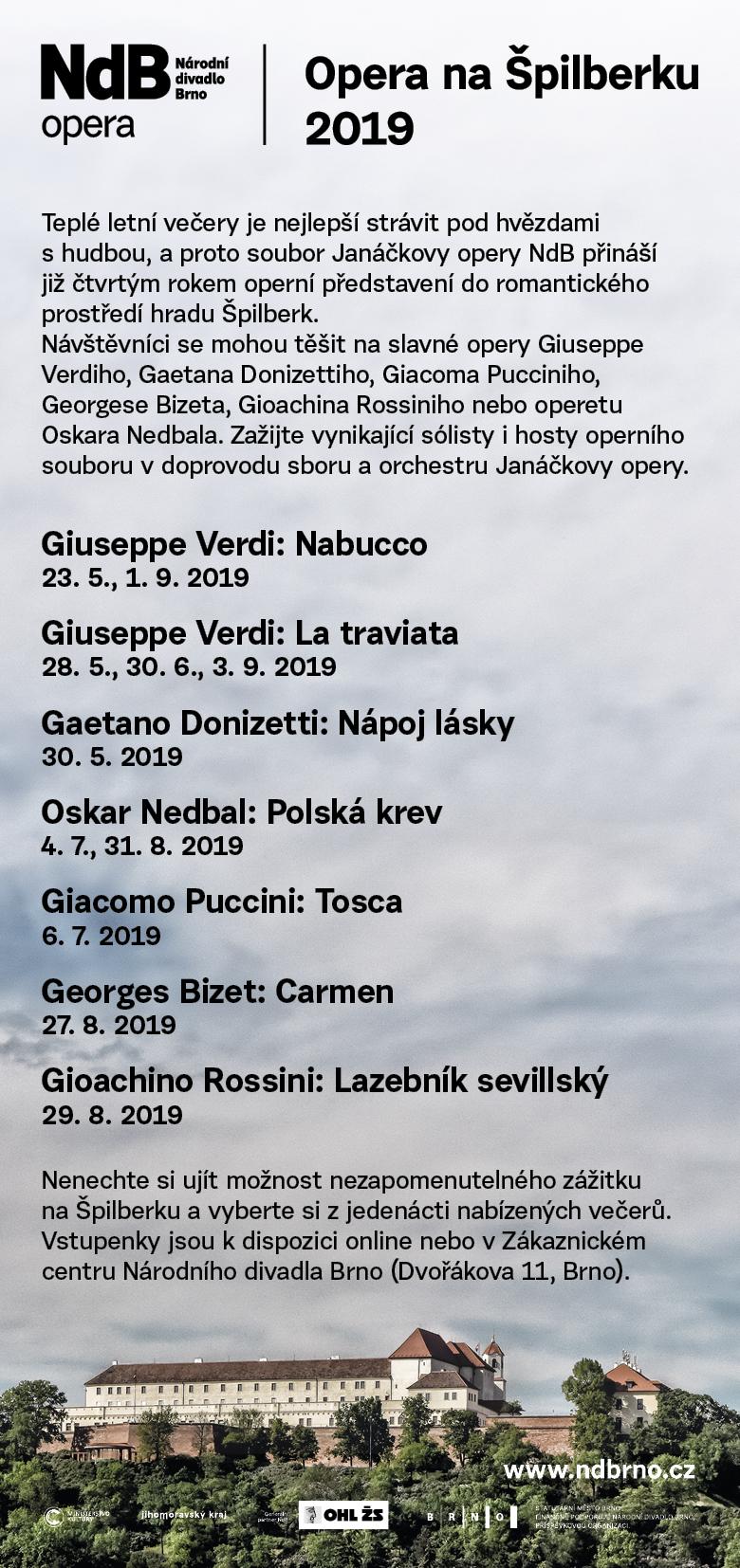 Opera na Špilberku