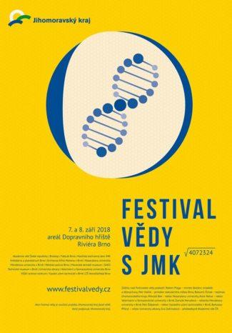 Festival vědy s Jihomoravským krajem
