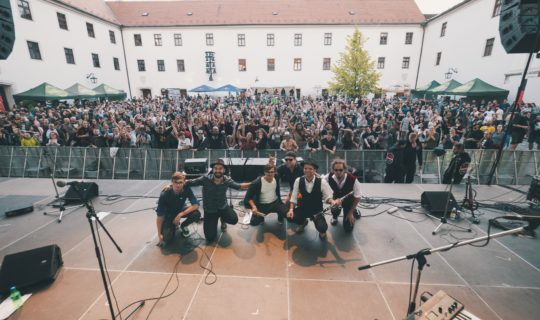 Maraton hudby Brno