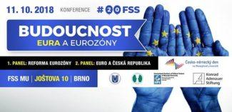 Česko-německý den: Budoucnost eura a eurozóny