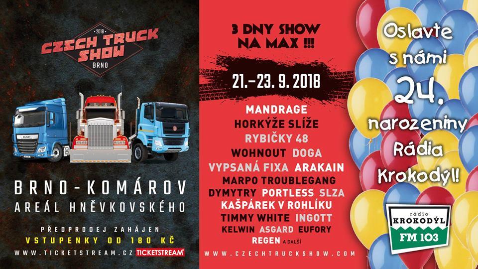 czech-truck show