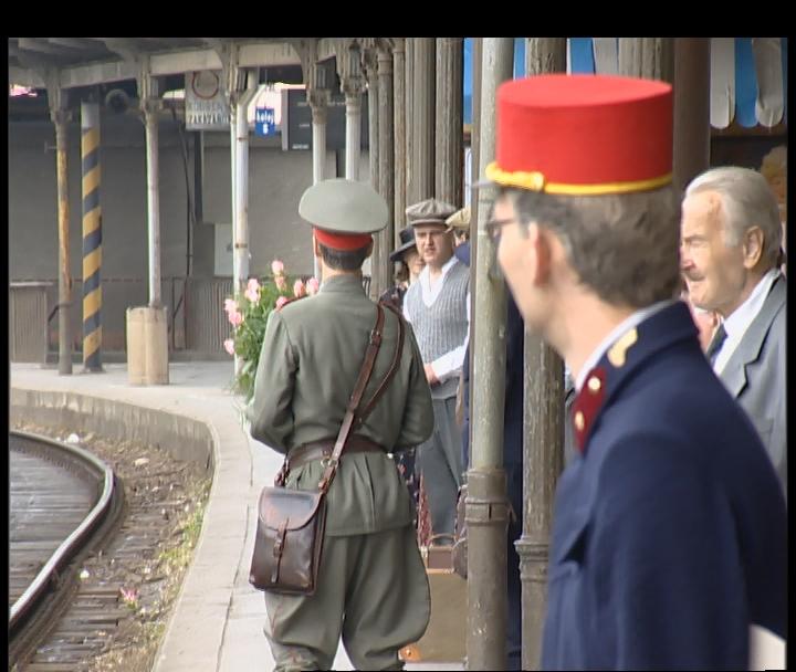 Četnické humoresky - Hlavní nádraží