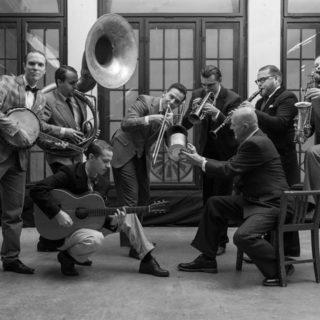 Koncert Originálního Pražského Synkopického Orchestru