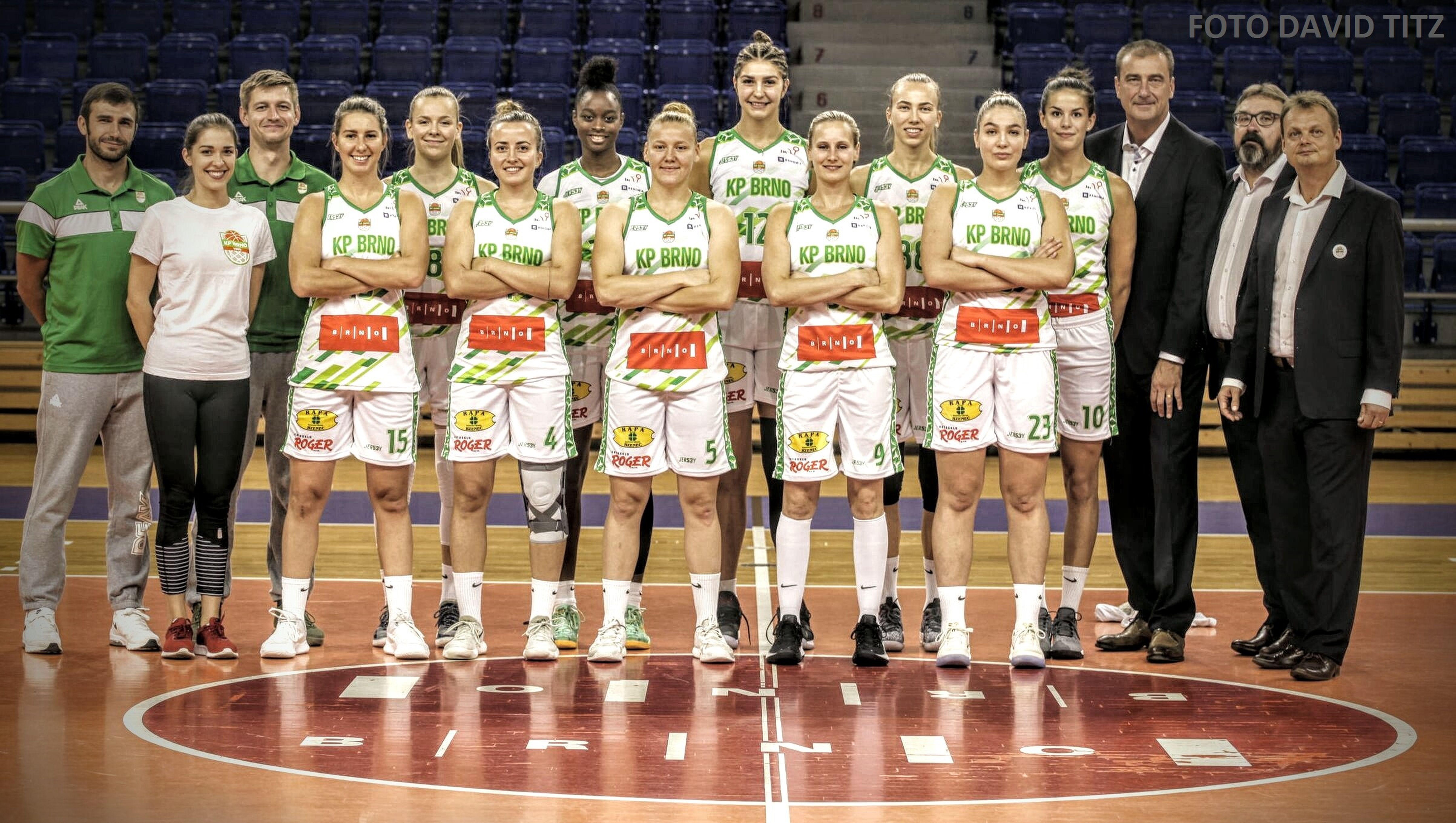 basketbalový klub KP BRNO