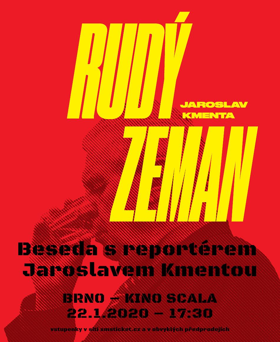 Beseda s Jaroslavem Kmentou: Rudý Zeman & Boss Babiš