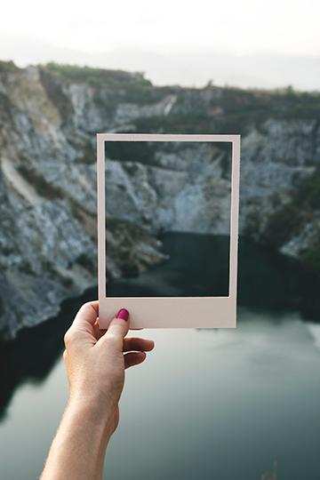 Kompozice fotografického obrazu