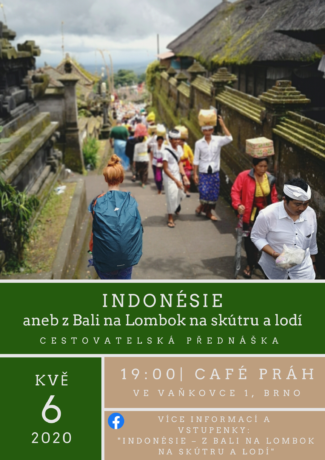 indonésie přednáška