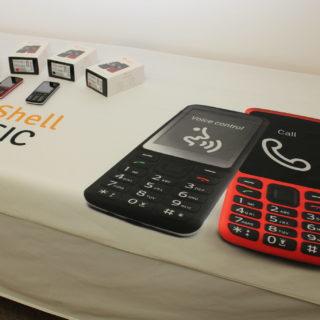 Mobilní telefony BlindShell