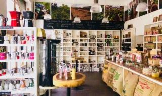 Kopi Luwak – zážitková prodejna kávy