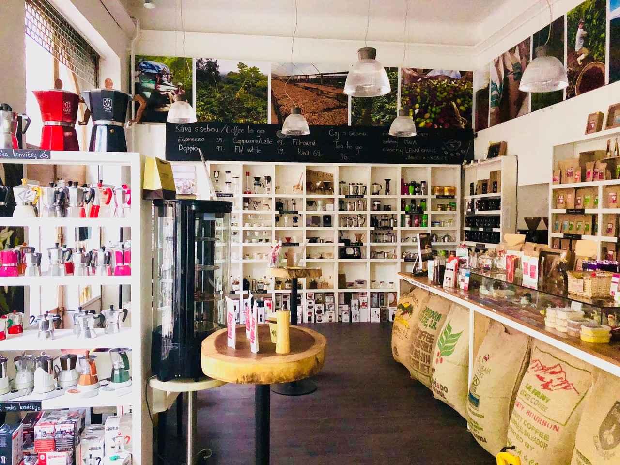 Kopi Luwak – coffee and tea shop
