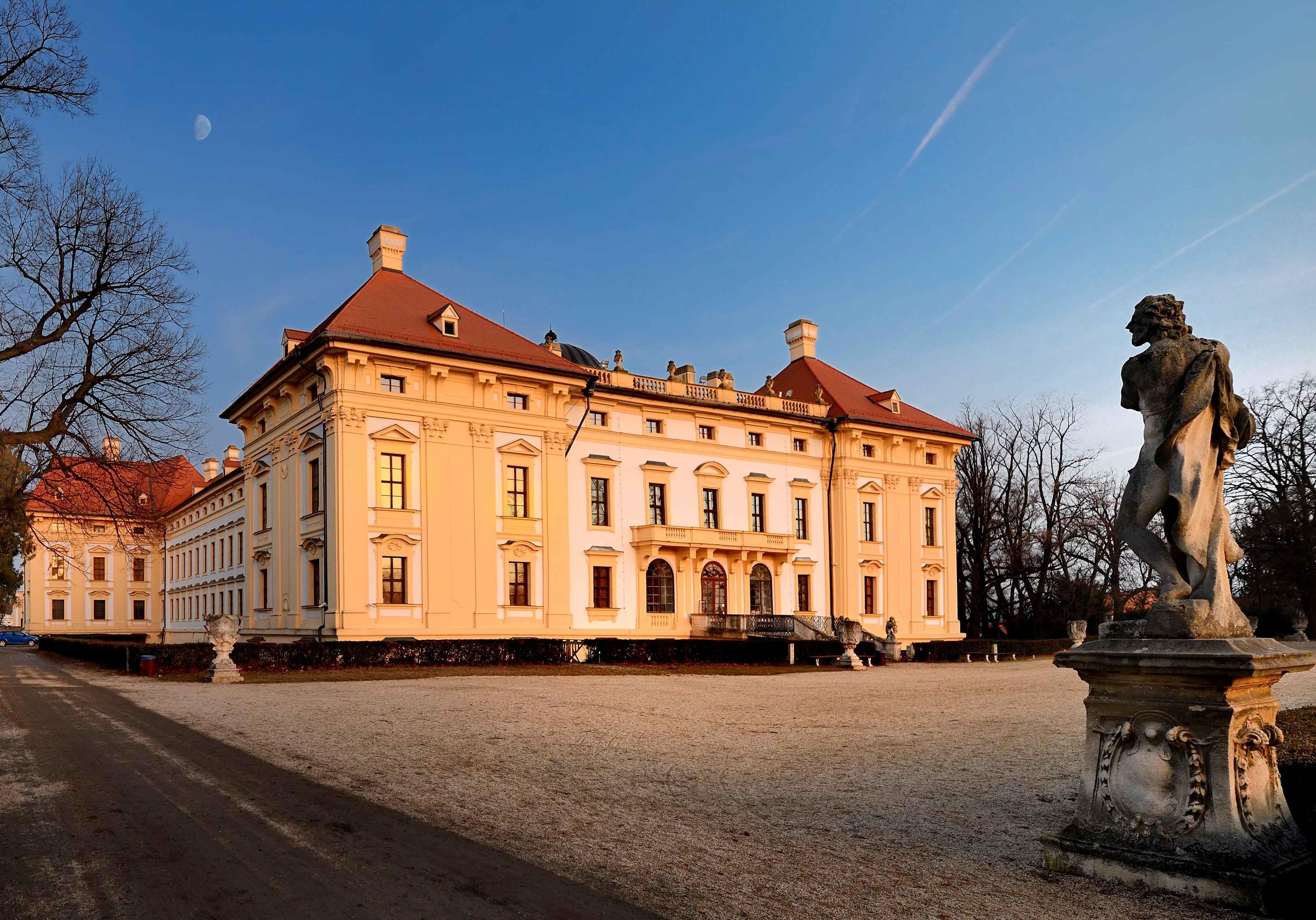 Slavkov – Austerlitz Chateau