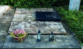Brom Hřbitov