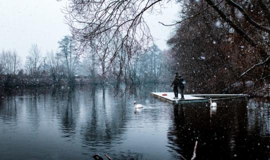 Jundrov, břeh Svratky, (c) Františka Foto