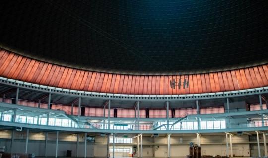 Interiér pavilonu Z, (c) Františka Foto