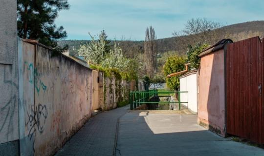 Jedno z malebných zákoutí Komína, (c) Františka Foto