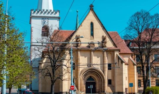 Kostel sv. Vavřince, (c) Františka Foto