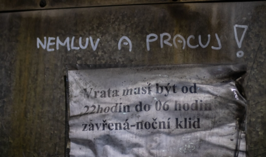 Slévárna UXA (c) Františka Foto