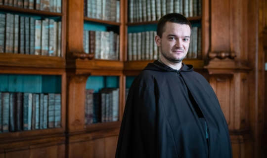 P. Cyril Josef Komosný, OFMCap. (c) Františka Foto