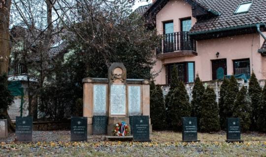 Památník obětem světových válek, (c) Františka Foto