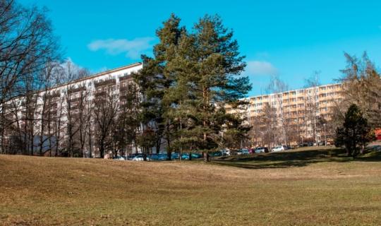 Sídliště Lesná, (c) Františka Foto