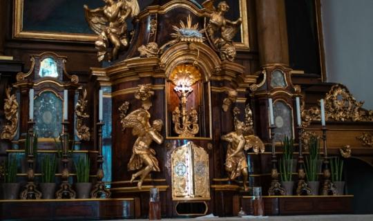 Kapucínský klášter, (c) Františka Foto