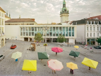 Fotografie Roman Franc, léto 2021, Zelný trh