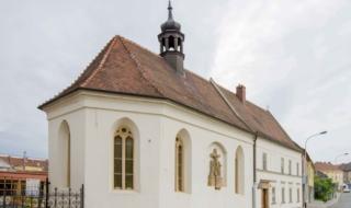Kaple sv. Anny a zahrada