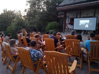Letní kino Zoo Brno