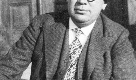 MUDr. Jan Navrátil (1879-1938), zakladatel sanatoria v Králově Poli, archiv. MuDr. Františka Horálka