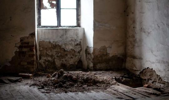 Cela v bývalé káznici. Foto_Františka FOTO