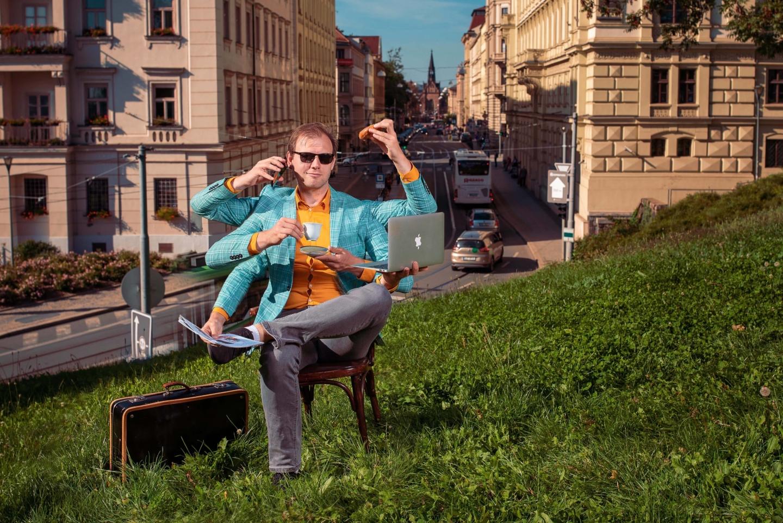 Kdo v Brně spí - za businessem
