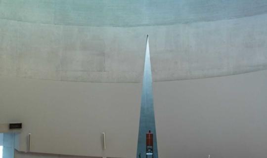 Kostel blahoslavené Marie Restituty na Lesné - interiér, autor Františka Foto
