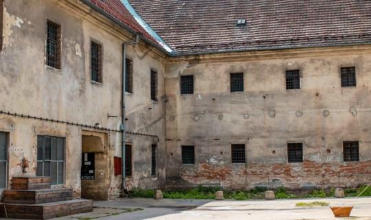 Na dvoře bývalé káznice. Foto_Františka FOTO (3)