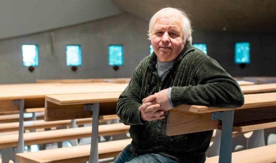Farář Pavel Hověz