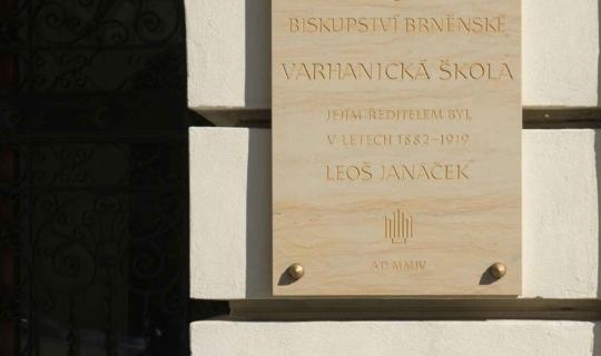 V budově Chleborádovy vily sídlí varhanická škola. Foto_Radek Nejeschleba