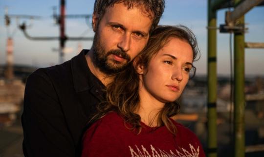 Film Marťanské lodě, natáčený také v Brně